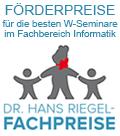 Zu den Hans Riegel Fachpreisen
