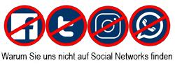 Logo NoSocial Networks